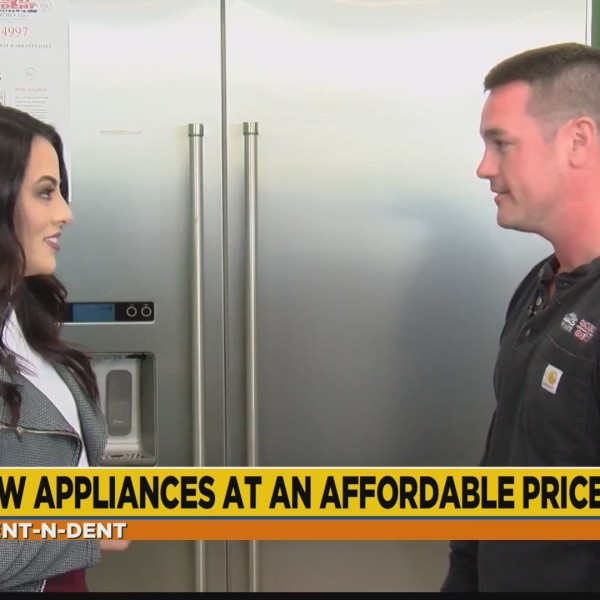 Get the latest appliances at Skent-N-Dent