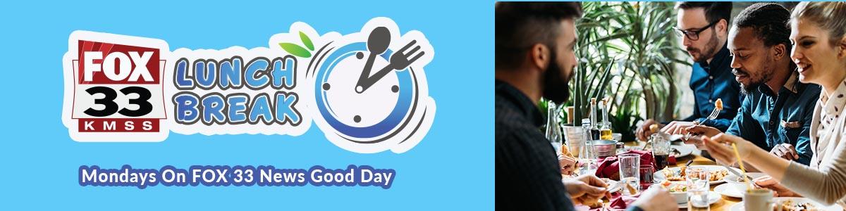 Lunch Break | ArkLaTexHomepage