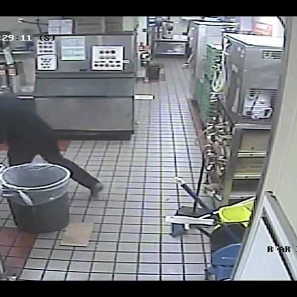 Marshall Police investigating Whataburger robbery