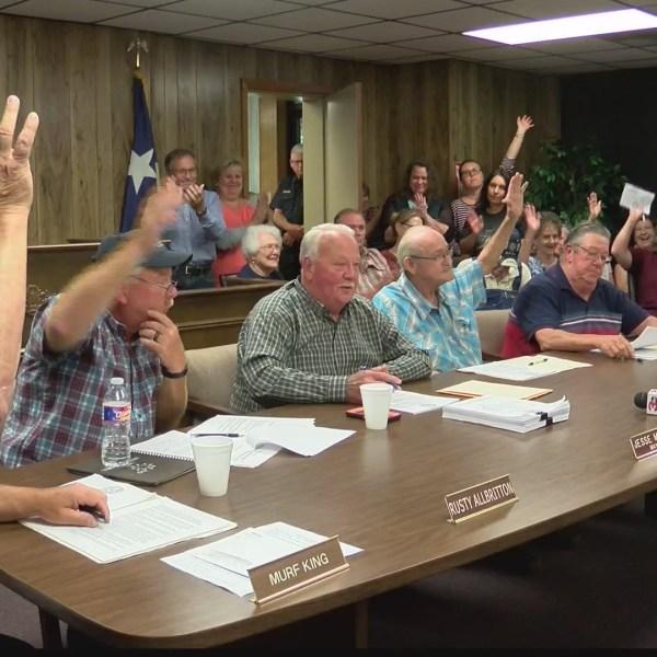 Waskom City Council passed sanctuary city ordinance