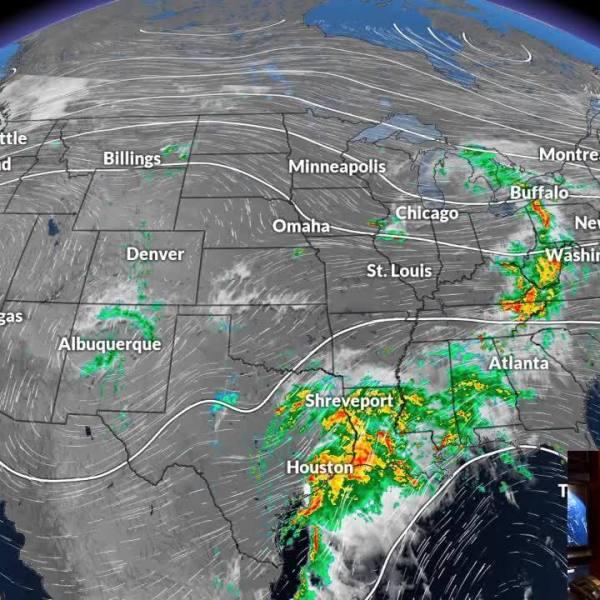 Weather week ahead 6/5/19
