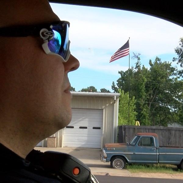 officer clint akin