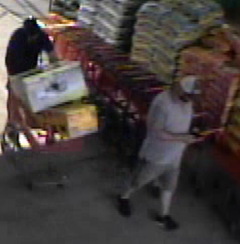 Help Shreveport Police identify Home Depot theft suspects