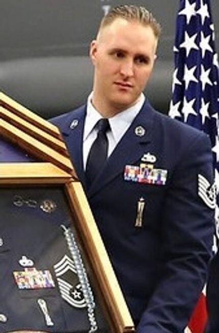 BAFB training facility renamed after Tech Sgt  Joshua Kidd