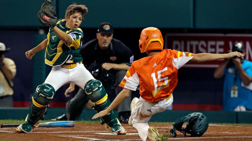 Louisiana Little League Team Keeps Dream Of World Series