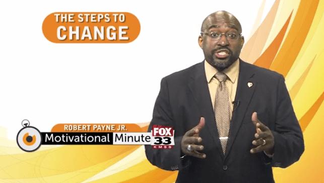 Motivational Minute: Change