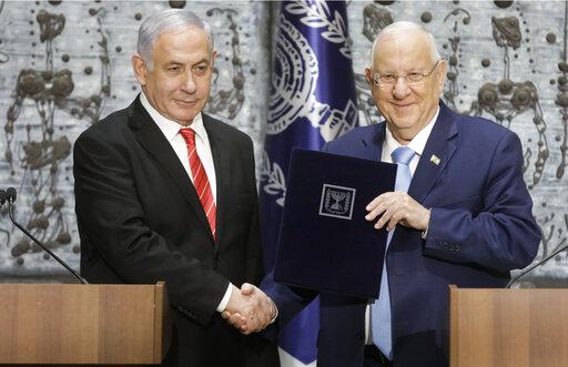 Reuven Rivlin, Benjamin Netanyahu