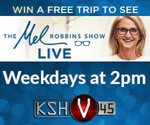 The Mel Robbins Show Sweepstakes