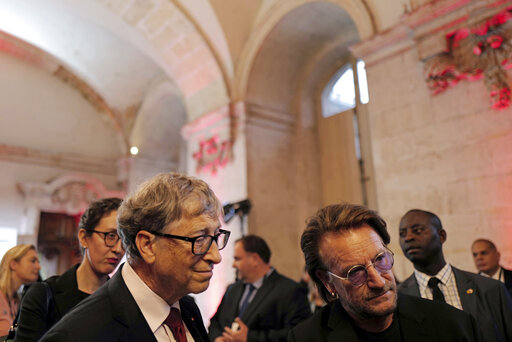 Two-day conference of Global Fund to Fight HIV, Tuberculosis and Malaria in Lyon