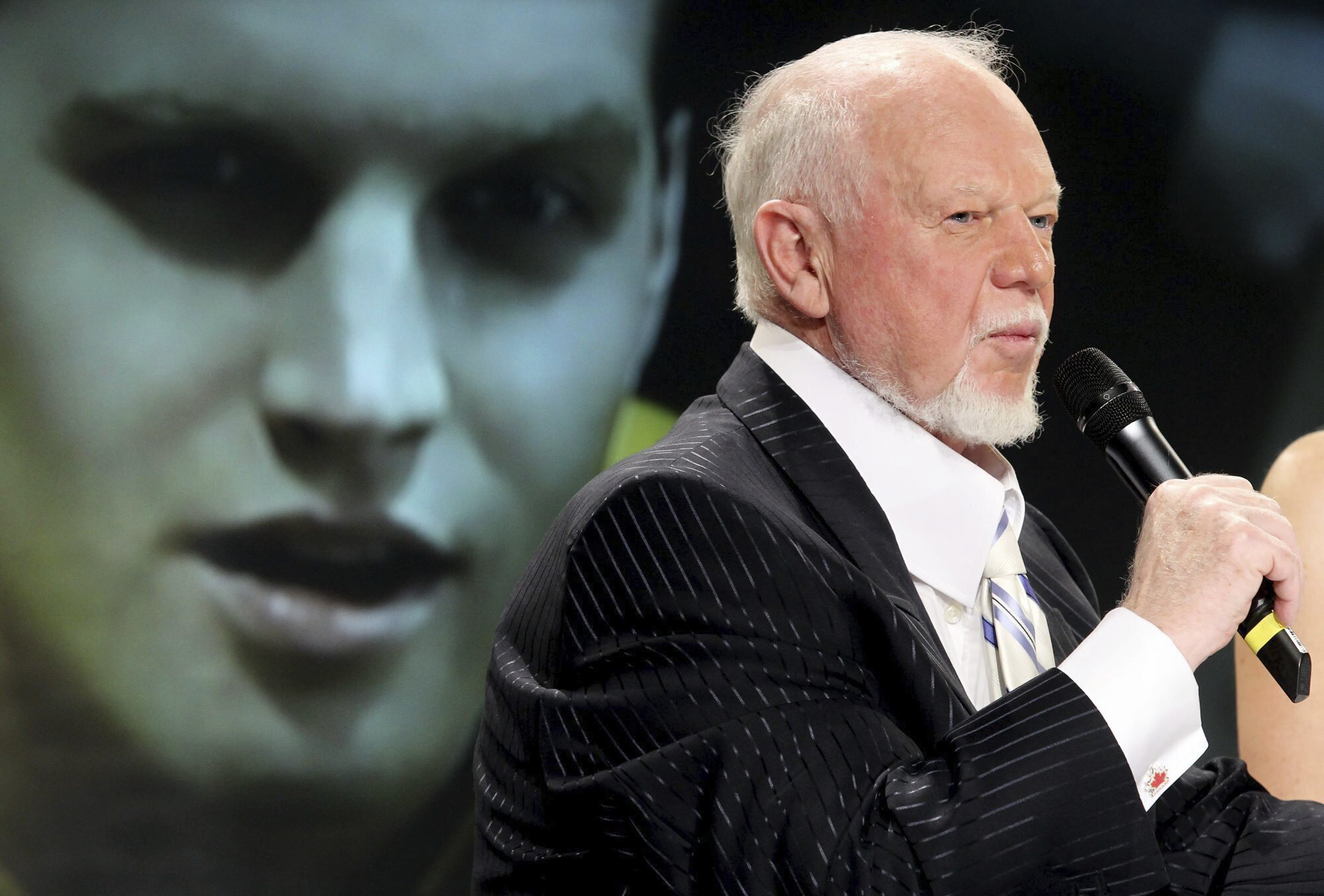 Don Cherry, Jared Keeso