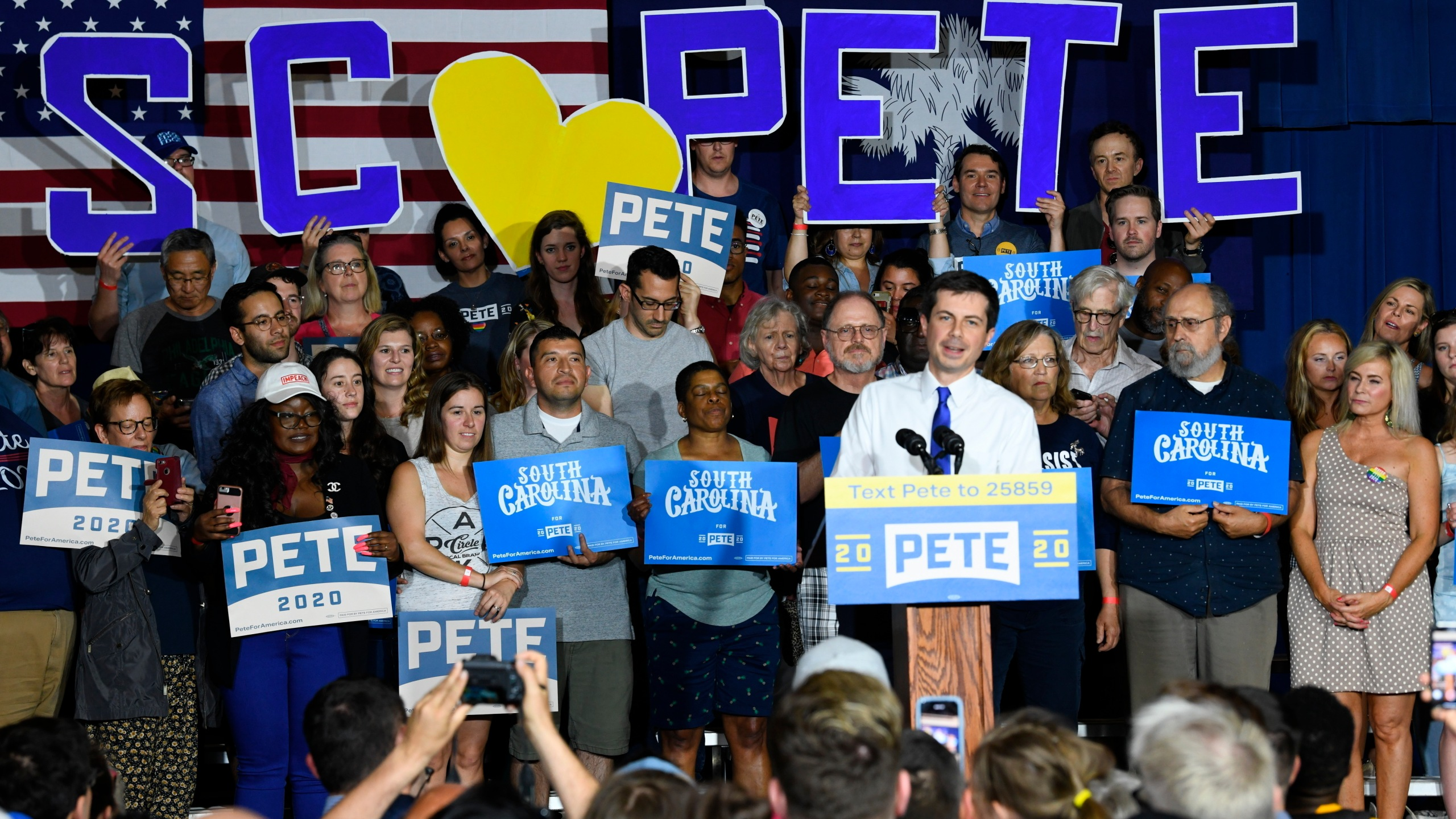 Pete Buttigieg