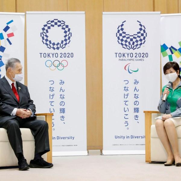 Yuriko Koike, Yoshiro Mori