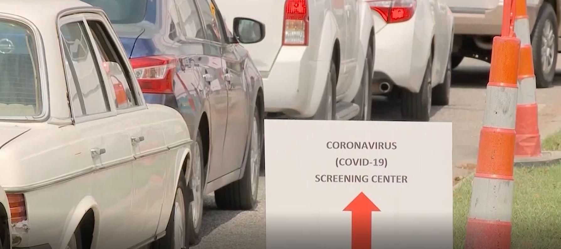 COVID-19 testing sites & news