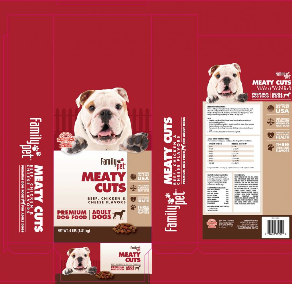 Pet Food Recall Dog Food Sold At Family Dollar Recalled Due To Fungal Toxin Arklatexhomepage