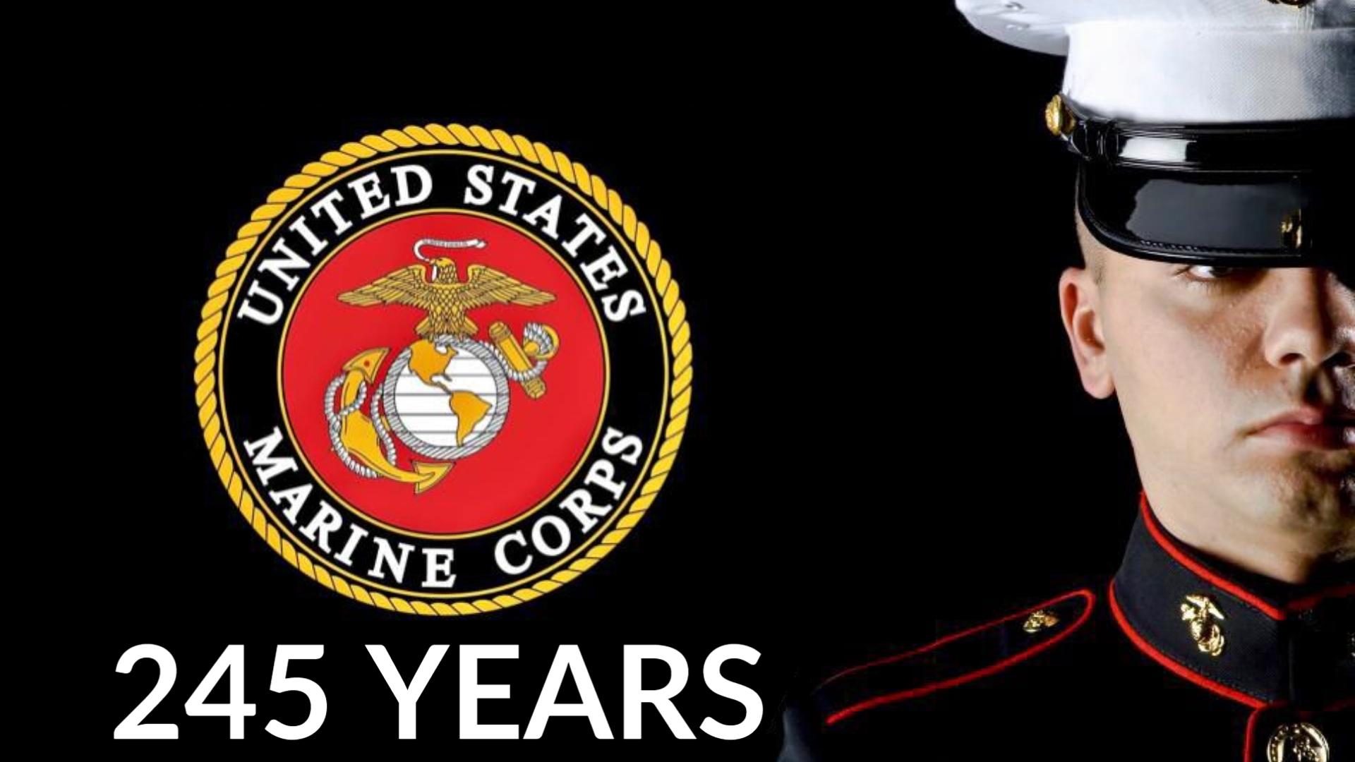 Oorah Happy Birthday To The U S Marine Corps Arklatexhomepage