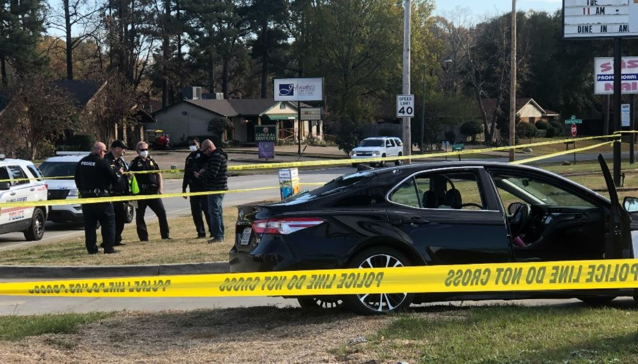 Shreveport Police Investigate Sunday Afternoon Shooting