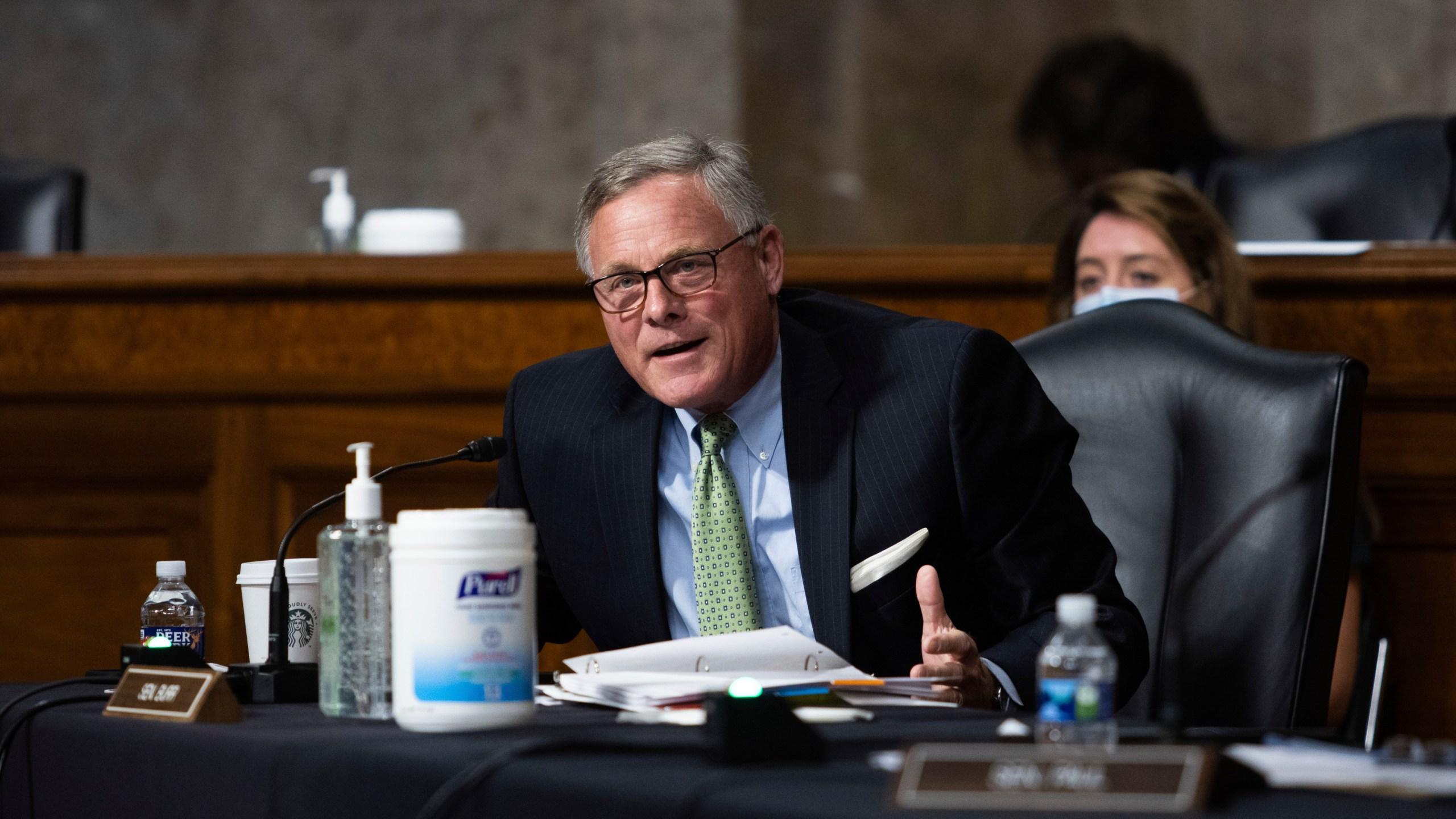 Senate Hearing to Examine Federal Response to COVID-19