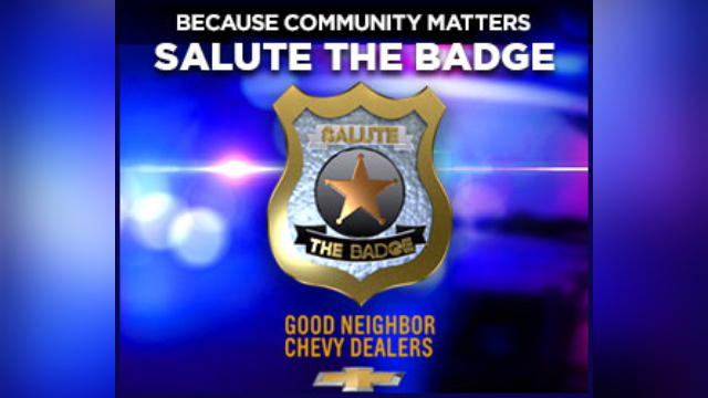 Salute the Badge