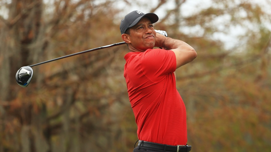 Tiger Woods involved in Los Angeles car crash, first-responders needed 'jaws of life' to remove him