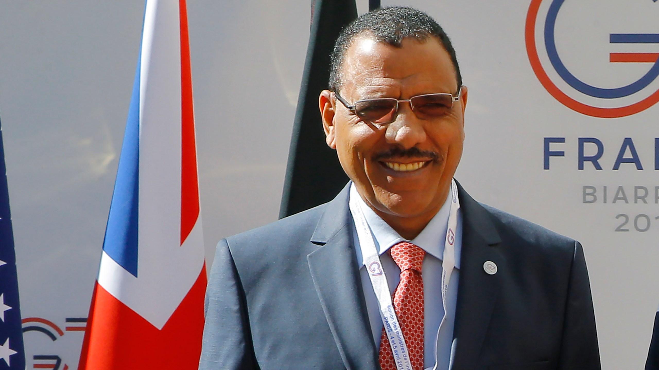 Mohamed Bazoum, Christophe Castaner