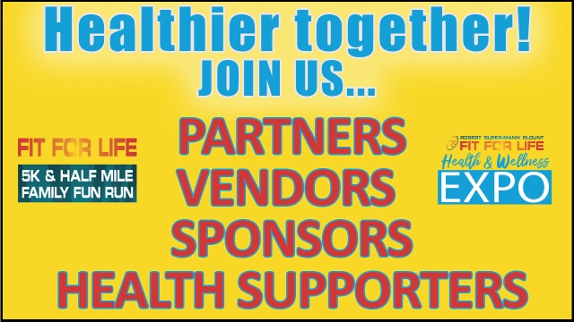 Be a 2021 Fit for Life partner