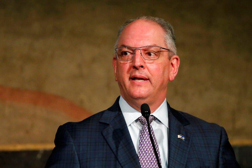 Gov. Edwards celebrates 5-year Medicaid expansion